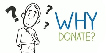 Why donate aircraft